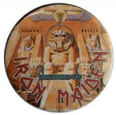 Iron Maiden - 'Powerslave' 32mm Badge